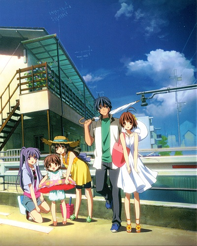 Clannad After Story Anime Anidb